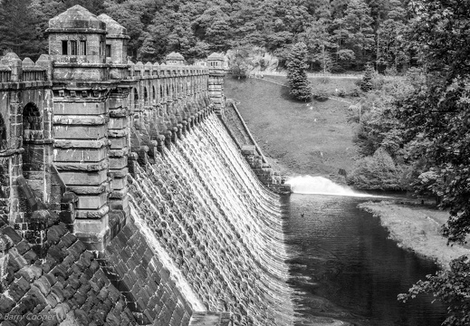 Lake Vyrnwy Dam (Archives - Wales (2006) - 2)