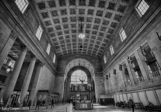 Toronto scenes 10 - Inside the main hall - Grand Union Station