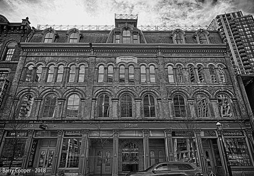 Toronto scenes 2 - The Beardmore Building